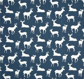 Premier Prints - Deer Silhouette