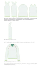 Women's Raglan T-shirt size 04 - 14