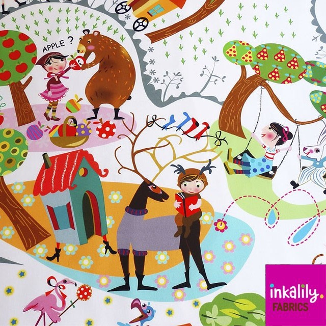 INKALILY - The Enchanted Forest