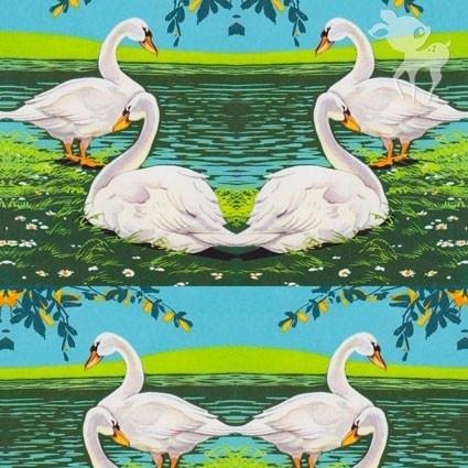 De melkbrigade - Summer swans jersey