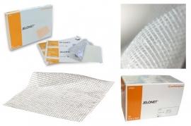 Jelonet paraffine vetgaaskopressen (10 x 10) cm 10 stuks