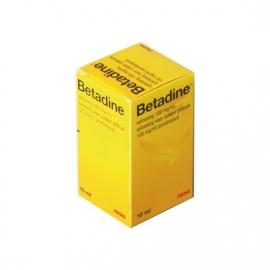 Betadine jodium oplossing 10 ml per 12 stuks