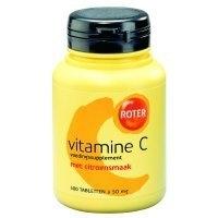 Roter vitamine C  citroen 500 stuks