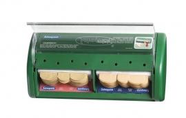 Salvequick pleistersautomaat gebruiksklaar