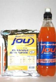 Jou sportdrank citroen zakje 10-12,5 ltr