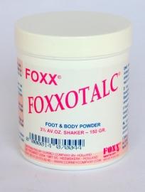 Foxxotalc talkpoeder 150 gram