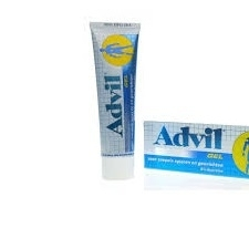 Advil fast free 60 gram (gel met 5 % ibuprofen)