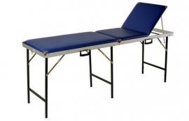Massagebank portable 3 delig 56 cm