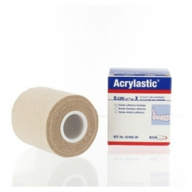 BSN acrylastic 6cm x 4.5m ( zie ook Foxxacryl )