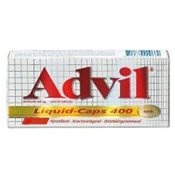 Advil liquid caps 400 mg 20 stuks