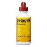 Betadine jodium oplossing 30 ml per 12 stuks