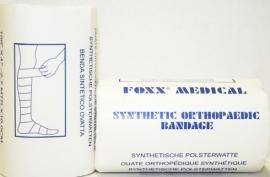 Foxxsport synthetische watten 10cm x 3m