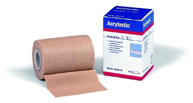 BSN acrylastic 8cm x 4.5m 12 stuks ( zie ook Foxxacyl )