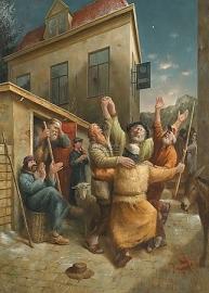 Dans van de herders