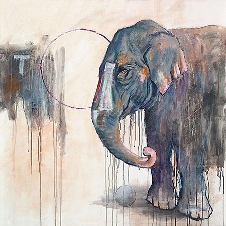 Tempel olifant