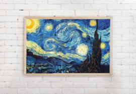 Poster De Sterrennacht - Vincent van Gogh