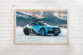 Poster Bentley continental GT