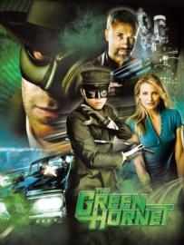 Poster Marvel - The Green Hornet