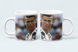 Mok  Ronaldo - voetbalmok