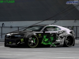 Poster, Monster energy z28