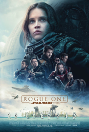Poster, Star Wars  Rogue One