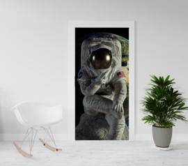 Deurposter - Astronaut