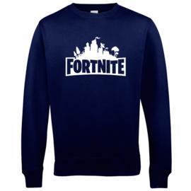 Sweater - trui Fortnite  donkerblauw