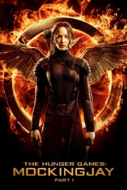 Poster The hunger games mockingjay part 1