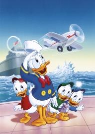 Poster Walt Disney - Donald Duck Tales