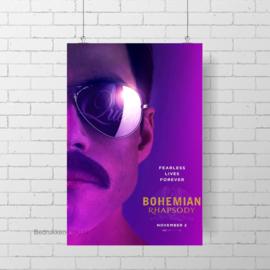 Poster Queen - Bohemian Rhapsody - Filmposter - 60x90