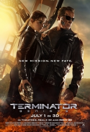 Terminator Genisys New mission, new fate