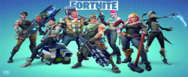 Witte mok Fortnite nr. 2 Game - mok