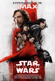 Poster Star Wars - The Last Jedi -  Imax