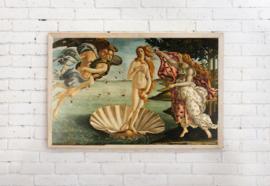 Poster De geboorte van Venus - Boticelli