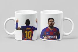 Mok  Messi - voetbalmok