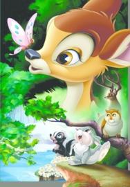 Poster Walt Disney - Bambi