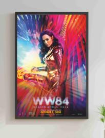 Poster Wonderwoman- Marvel -filmposter
