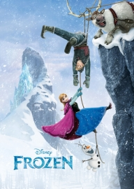 Frozen clif