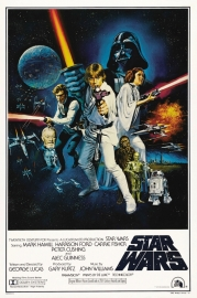 Poster , Star Wars - one sheet