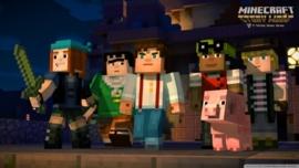 Poster Minecraft Story