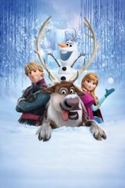 Poster Walt Disney - Frozen - Olaf