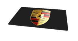 """Gaming muismat """"Porsche Logo"""""""