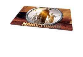 """Gaming muismat """"The Mandalorian"""" (met anderen)"""