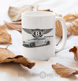 Mok  met afbeelding Bentley