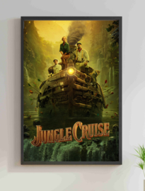 Poster Jungle Cruise - Disney