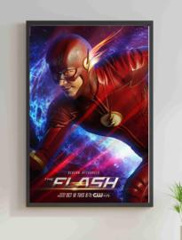 Poster Flash Superhero- filmposter - Marvel
