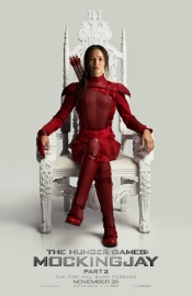 The Hunger Games Mockingjay part 2 Chair