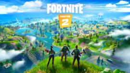 Poster Fortnite chapter 2 - gameposter