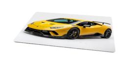 Gaming muismat Lamborghini Huracane