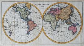 stads-land-wereld-heelal kaarten